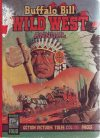 Cover For Buffalo Bill Wild West Annual 4 1952