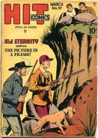 Large Thumbnail For Hit Comics #57