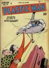 Cover For Plastic Man 15