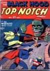 Cover For Top Notch Comics 21