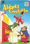 Cover For Abbott and Costello Comics 37