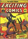 Cover For Exciting Comics 16