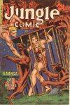 Cover For Jungle Comics 144