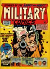 Cover For Military Comics 10