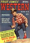 Cover For Prize Comics Western 82