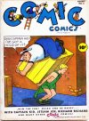 Cover For Comic Comics 5