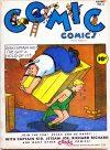 Cover For Comic Comics 5