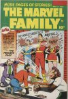 Cover For The Marvel Family 85
