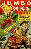 Cover For Jumbo Comics 126