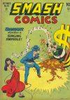 Cover For Smash Comics 85