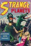 Cover For Strange Planets 1