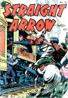 Cover For Straight Arrow 13