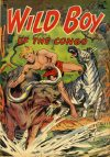 Cover For Wild Boy of the Congo 13