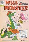 Cover For Millie the Lovable Monster 1