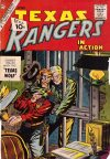 Cover For Texas Rangers in Action 30