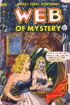 Cover For Web of Mystery 10