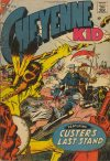 Cover For Cheyenne Kid 10