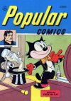 Cover For Popular Comics 140
