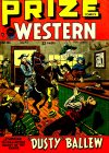 Cover For Prize Comics Western 73