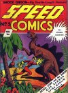 Cover For Speed Comics 5