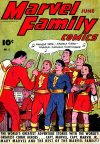 Cover For The Marvel Family 2
