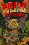 Cover For Weird Mysteries 5