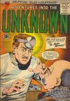Cover For Adventures into the Unknown 80