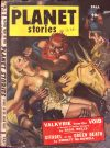 Cover For Planet Stories v3 12 Valkyrie from the Void Basil Wells