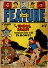 Cover For Feature Comics 116
