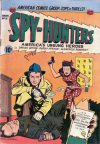 Cover For Spy Hunters 16