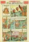 Cover For La Patrie Section Comique (1944 10 8)