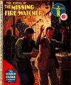 Cover For Sexton Blake Library S3 11 The Riddle of the Missing Fire Watcher