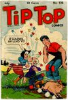 Cover For Tip Top Comics 108