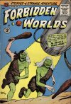 Cover For Forbidden Worlds 105