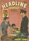 Cover For Headline Comics 40