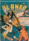 Cover For Planet Comics 19