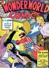 Cover For Wonderworld Comics 33