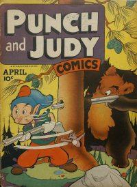 Large Thumbnail For Punch and Judy Comics v2 #9