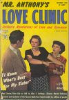 Cover For Mr. Anthony's Love Clinic 2