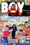Cover For Boy Comics 109