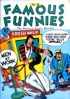 Cover For Famous Funnies 96