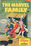 Cover For The Marvel Family 88