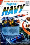 Cover For Fightin' Navy 75