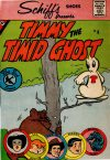 Cover For Timmy the Timid Ghost (Blue Bird Shoes) 4