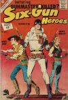 Cover For Six Gun Heroes 71
