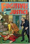 Cover For Fugitives from Justice 3