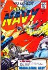 Cover For Fightin' Navy 89