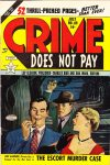 Cover For Crime Does Not Pay 89