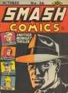 Cover For Smash Comics 36