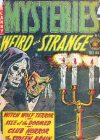 Cover For Mysteries Weird and Strange 1